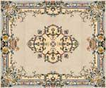 Flooring inlay:  Diana Stone Medallion