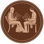 Flooring inlay: PGA4 Wood Medallion