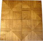 Flooring inlay: M28 Parquet