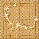 Flooring inlay: MX12 Parquet