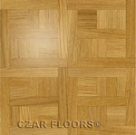 Flooring inlay:  M4