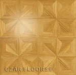 Flooring inlay:  M2