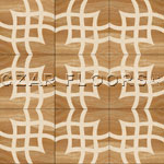 Flooring inlay:  SMX1 Stone Medallion