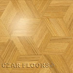 Flooring inlay:  M16